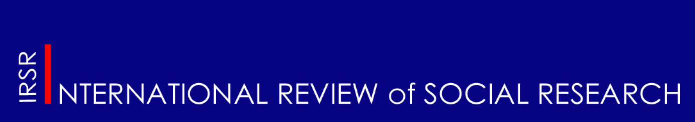 IRSR – International Review of Social Research